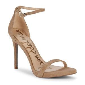 NWOT Sam Edelman Ariella Suede Sandals Size 9.5
